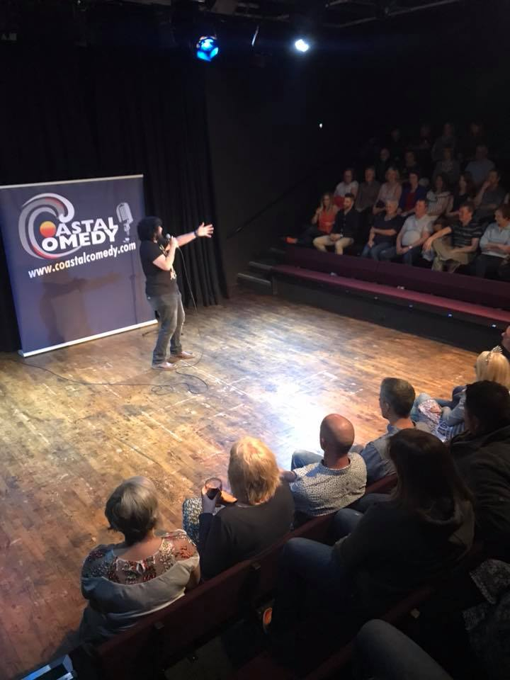 lighthouse, poole, standup, comedy,