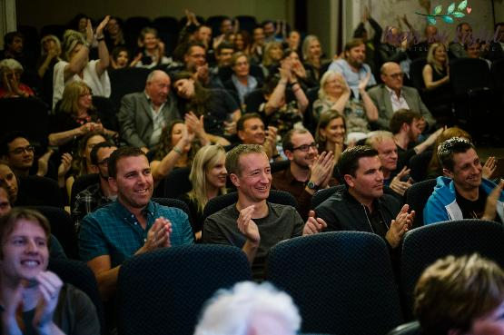 audience, laughter, comedy, comedian, charity, dorset, coastal comedy,