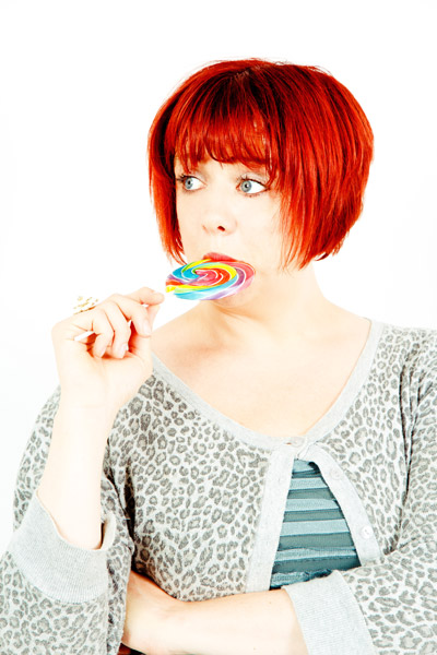 Angela Barnes, stand-up comic, comedienne, Mock the Week, comedy, Bournemouth, Coastal Comedy